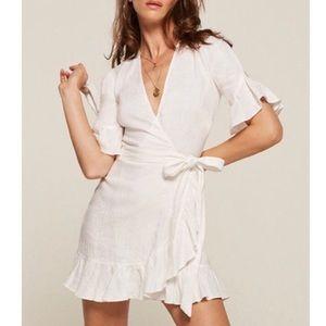Reformation Kelsey dress